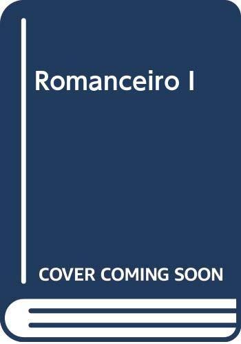 Romanceiro, I. Nota introdutória por J Tomaz: Garrett, Almeida