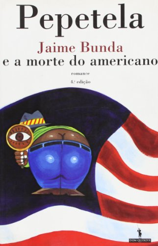 9789722025270: Jaime Bunda e a morte do americano