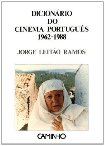 9789722104463: Dicionário do cinema português (1962-1988)