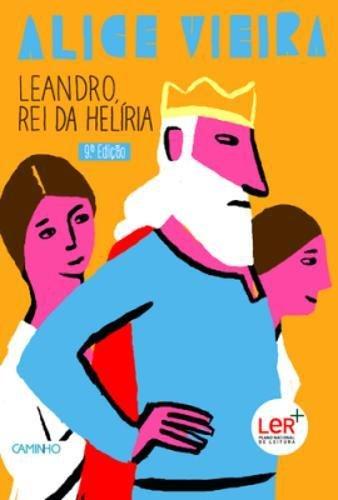 9789722105682: Leandro, Rei Da Heliria (Portuguese Edition)