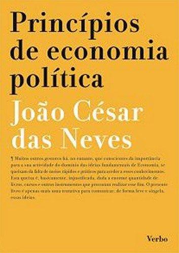 PRINCIPIOS ECONOMIA POLITICA: NEVES