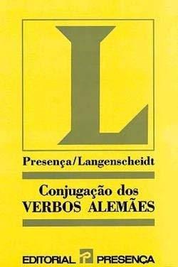 9789722319690: Conjugação dos Verbos Alemães: Presença/Langenscheidt