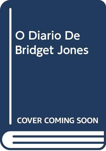 9789722323222: O Diario De Bridget Jones