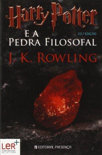 Harry Potter E a Pedra Filosofal (Hardback): J. K. Rowling