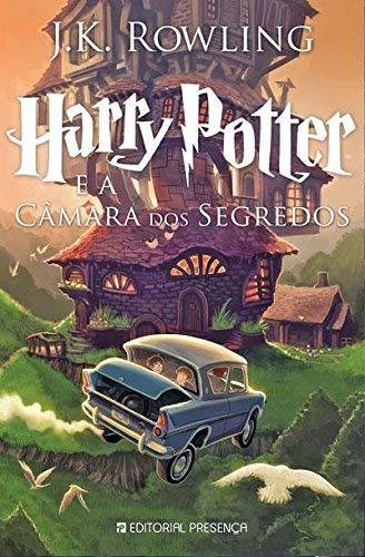 9789722325691: Harry Potter e a Câmara dos Segredos (Harry Potter, #2)