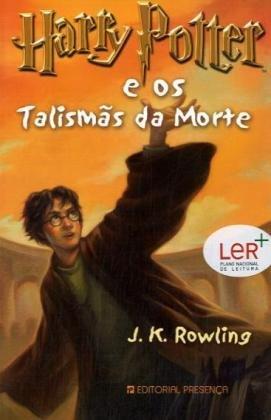 HARRY POTTER E OS TALISMÃS DA MORTE (Portugal Edition) (Colecção: Estrela do Mar, 107) - J. K. Rowling