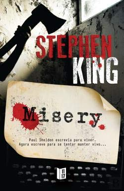 9789722527118: Misery (Portuguese Edition)