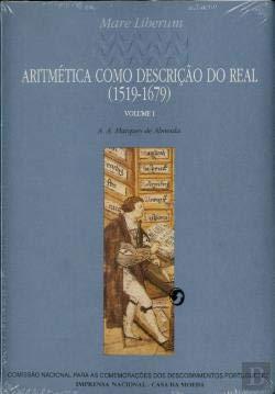 Aritmética como descrição do real (1519-1679): contributos: ALMEIDA, A.[ntónio] A.[ugusto]