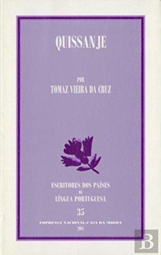 Quissanje. Preface by Francisco Soares.Escritores dos Países de Língua Portuguesa, 35. - CRUZ, Thomaz Vieira da (1900-1960).