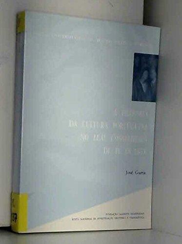 A Filosofia Da Cultura Portuguesa No Leal Conselheiro De D. Duarte: Gama, Jose