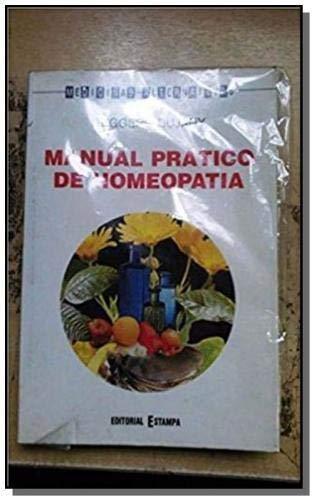 NONFICTION MANUAL PRATICO DE HOMEOPATIA (Book): Videau, Valérie