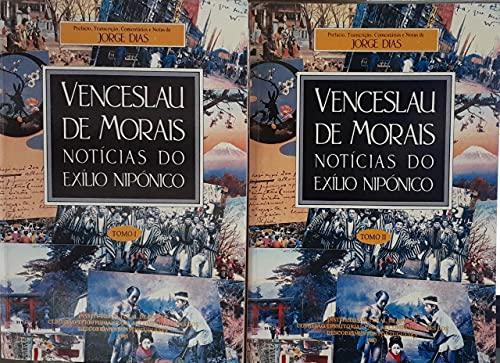 9789723501421: Venceslau de Morais: Notícias do exílio nipónico (Colecção Japónica) (Portuguese Edition)