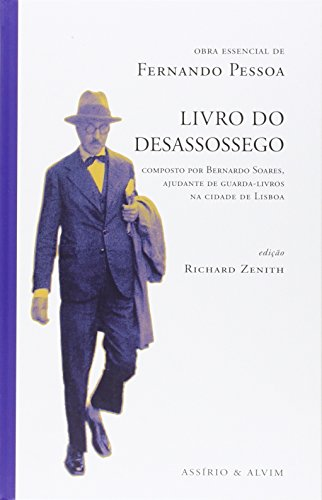 LIVRO DO DESASSOSSEGO (Paperback)