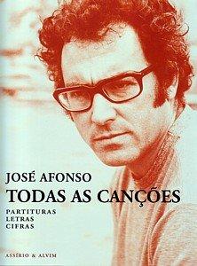 9789723715675: Todas as cançoes - José Afonso