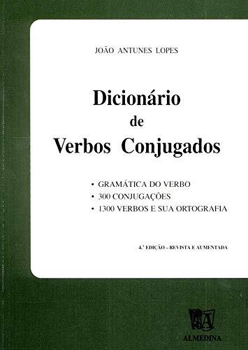 9789724008660: Dicionário de verbos conjugados (Portuguese Edition)