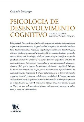 9789724018010: Psicologia De Desenvolvimento Cognitivo Teoria, Dados E Implicacoes (Em Portuguese do Brasil)