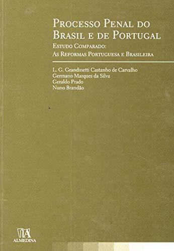 9789724036588: Processo Penal do Brasil e de Portugal (Em Portuguese do Brasil)
