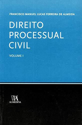 9789724040523: Direito Processual Civil - Volume 1 (Em Portuguese do Brasil)