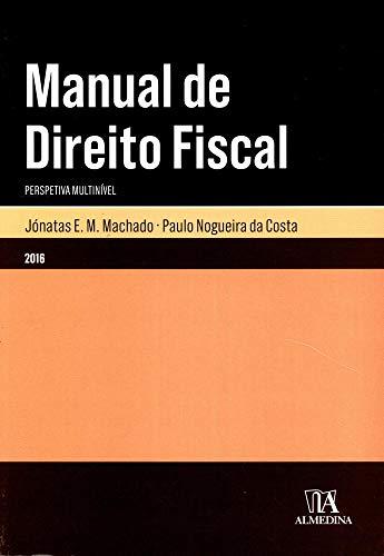 9789724064659: Manual De Direito Fiscal (Em Portuguese do Brasil)