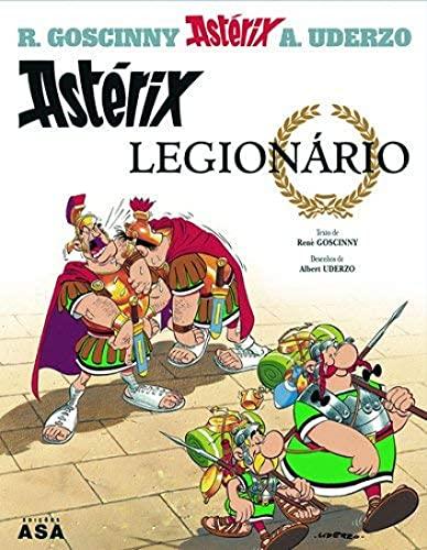 9789724138091: Asterix 10: O Legionário