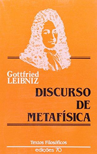 9789724401966: Discurso de Metafisica (Em Portuguese do Brasil)