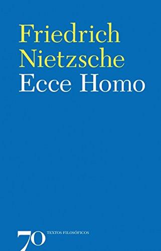 9789724415970: Ecce Homo (Em Portuguese do Brasil)