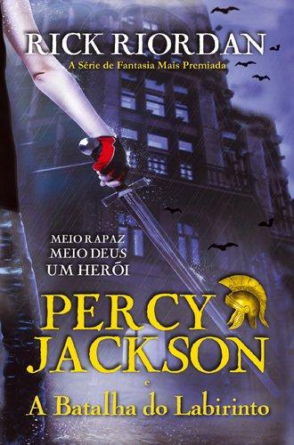 9789724620855: Percy Jackson e a Batalha do Labirinto (Portuguese Edition)
