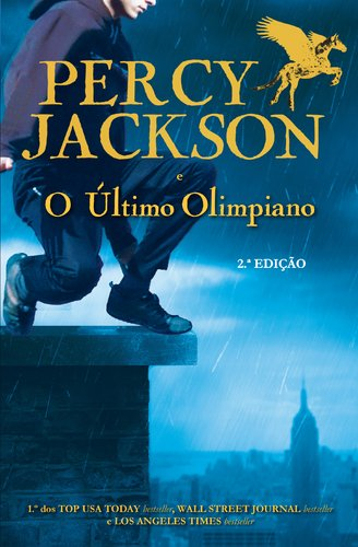Percy Jackson e o Último Olimpiano (Portuguese Edition) - Rick Riordan