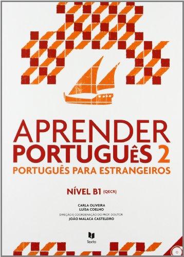 Aprender Portugues 2 B1 + ejercicios + cd audio - Oliveira , Carla