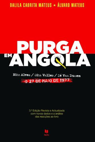 9789724738451: Purga em Angola (Portuguese Edition)