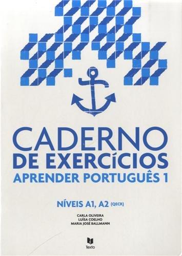 9789724747552: Aprender Portugues: Caderno (Portuguese Edition)
