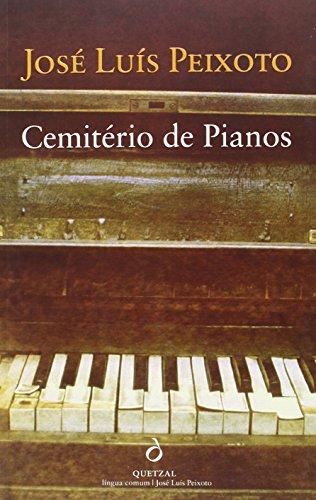 CEMITERIO DE PIANOS.(LITERATURA) (Paperback)