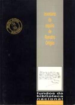 Espólio Ramalho Ortigão (Esp. E19): inventário. Fundos: MARINHO, Maria José,
