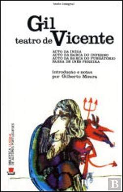 O teatro de Gil Vicente : Auto: Vicente, Gil