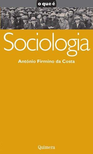 SOCIOLOGIA: COSTA, ANTONIO FIRMINO