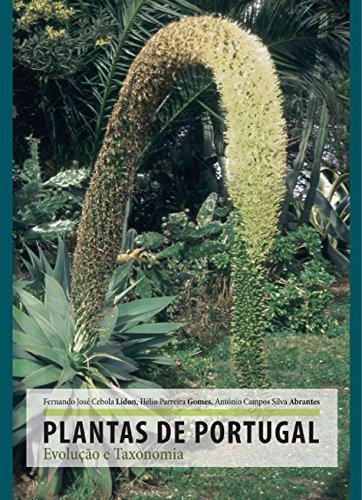 PLANTAS DE PORTUGAL: LIDON, FERNANDO JOSE