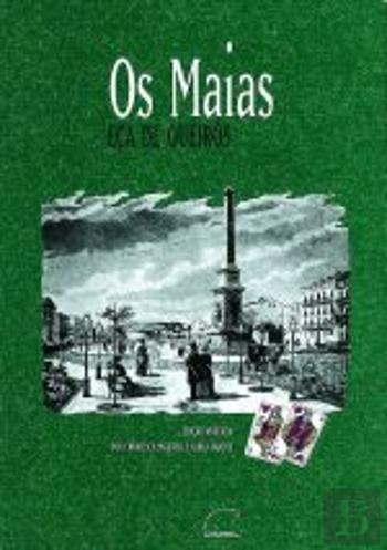 9789726461111: Os maias: Episódios da vida romântica