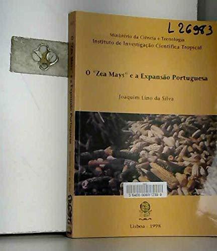 O Zea mays e a expansao portuguesa: Joaquim Lino da Silva