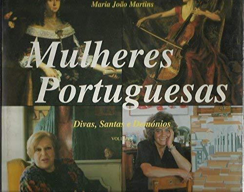 9789726994466: Mulheres portuguesas: Divas, santas e demónios (Colecção outras obras) (Portuguese Edition)
