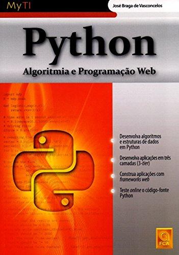9789727228133: Python. Algoritmia e Programação Web (Em Portuguese do Brasil)