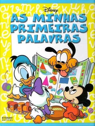 AS MINHAS PRIMEIRAS PALAVRAS: VV.AA.