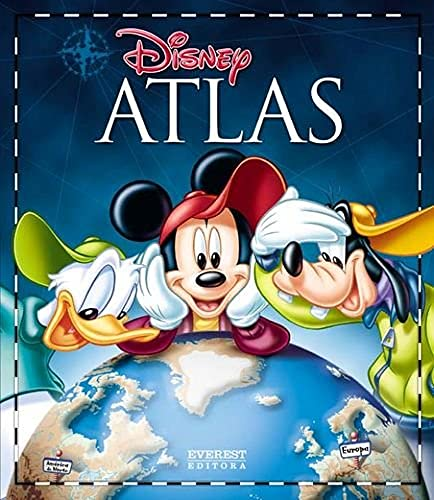 Atlas disney: VV.AA.