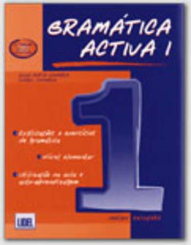 9789727571727: Gramatica activa : Tome 1