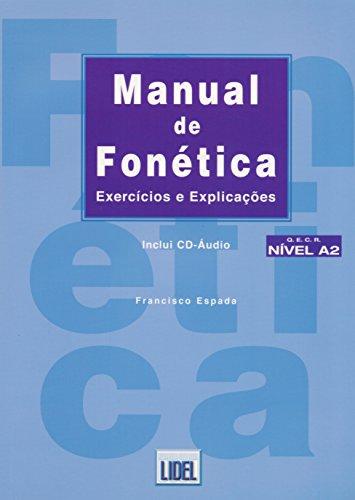 9789727571871: Manual De Fonetica (+Audio CD)