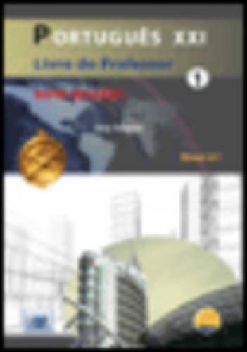 9789727572199: Portugues XXI: Livro do Professor 1