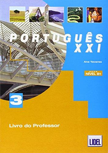 9789727573783: Portugues XXI: Livro do professor 3