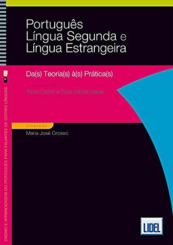 9789727575176: Português Língua Segunda e Língua Estrangeira