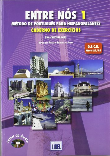 9789727575275: Entre N�s 1 - Caderno de Exerc�cios com CD Audio