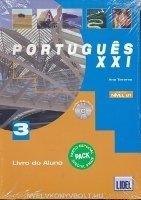 9789727575459: Portugues XXI: Livro Do Aluno Com CD-audio & Caderno De Exercicios 3