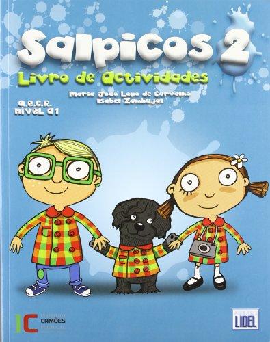 9789727575657: Salpicos: Livro De Actividades No. 2 (Portuguese Edition)